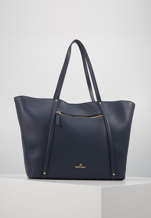 SET - Torba na zakupy - dark blue