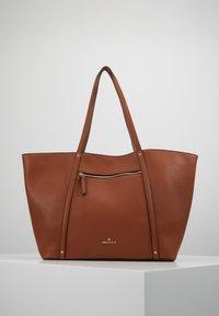 Anna Field - SHOPPING BAG / POUCH SET - Shopper - cognac - 0