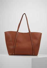 Anna Field - SHOPPING BAG / POUCH SET - Shopper - cognac - 2