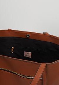 Anna Field - SHOPPING BAG / POUCH SET - Shopper - cognac - 4