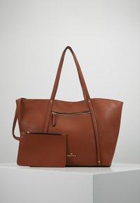 Anna Field - SHOPPING BAG / POUCH SET - Shopper - cognac - 5