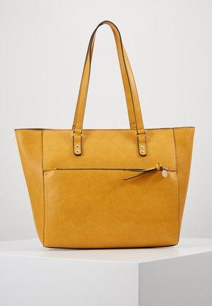 Tote bag - mustard