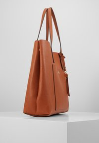 Anna Field - SHOPPING BAG / POUCH SET - Shopper - cognac - 4