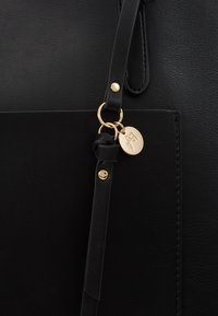 Anna Field - SHOPPING BAG / POUCH SET - Tote bag - black - 2