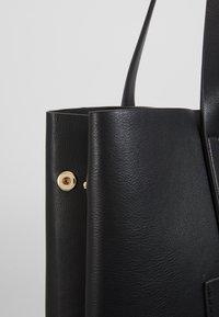 Anna Field - SHOPPING BAG / POUCH SET - Tote bag - black - 7