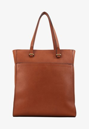 Shopping bag - camel