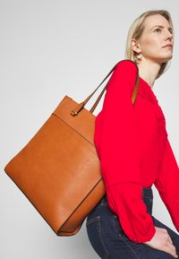 Anna Field - Shopping bag - camel - 1