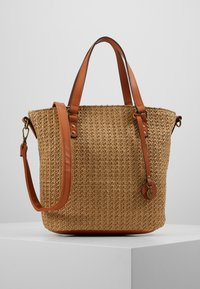 Anna Field - Shoppingveske - beige - 0