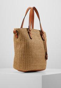 Anna Field - Shoppingveske - beige - 4