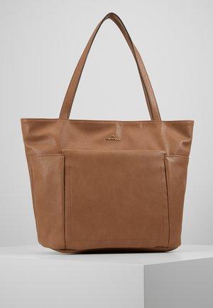Shopping bags - beige