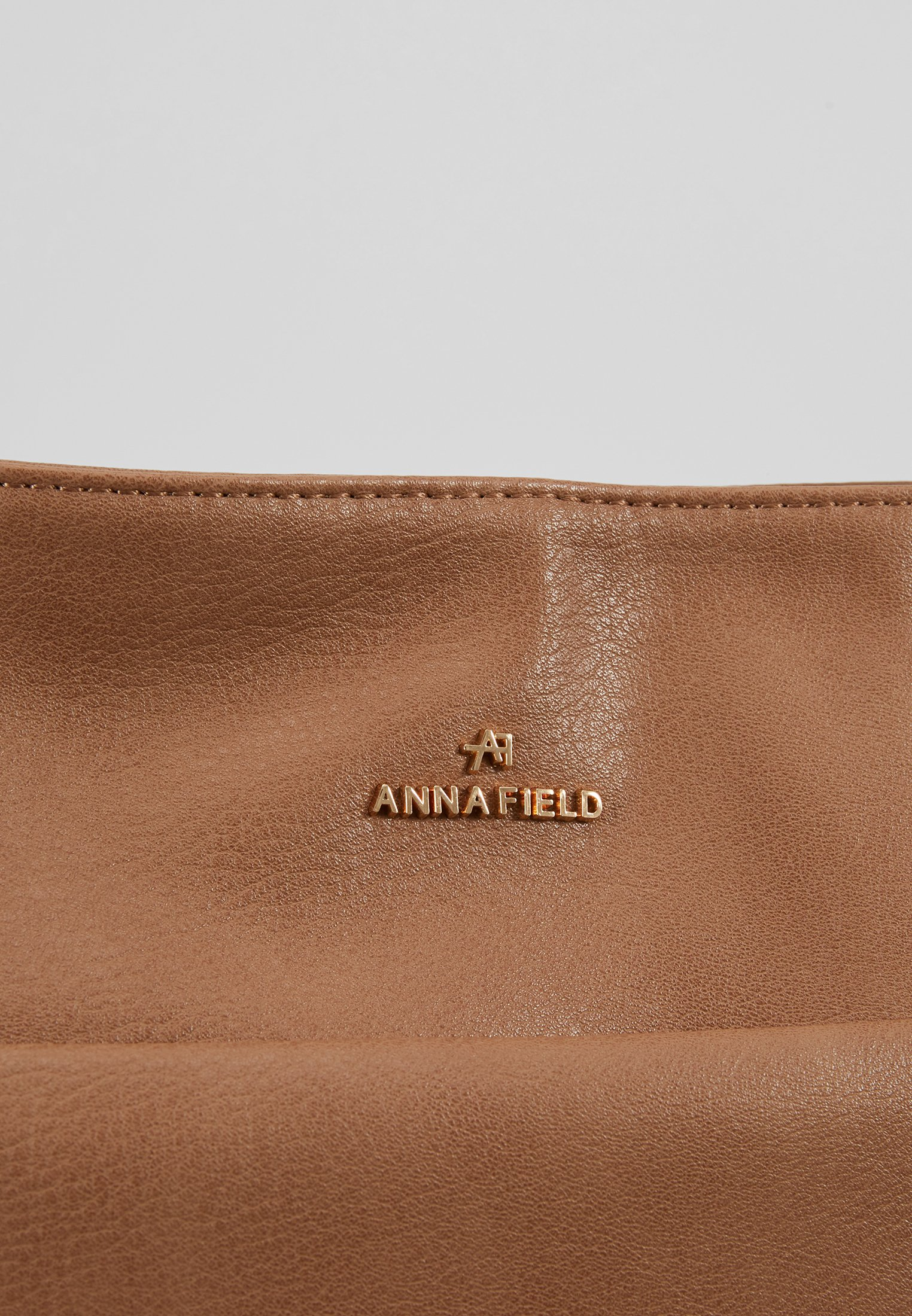 Anna Field Shoppingväska - beige