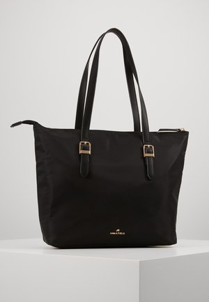 Shopping bags - black