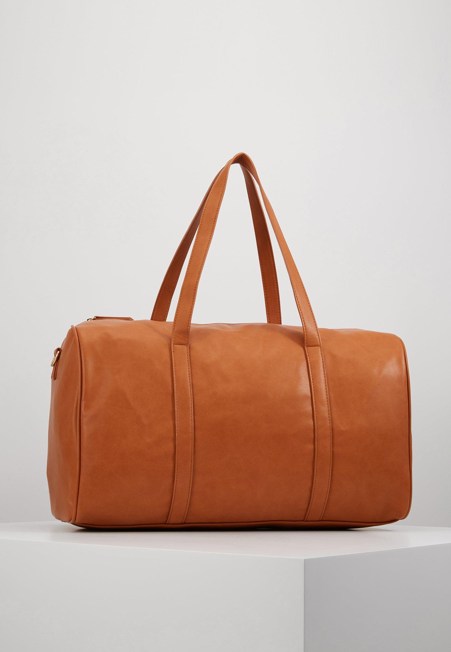 Anna Field Weekendbag - cognac