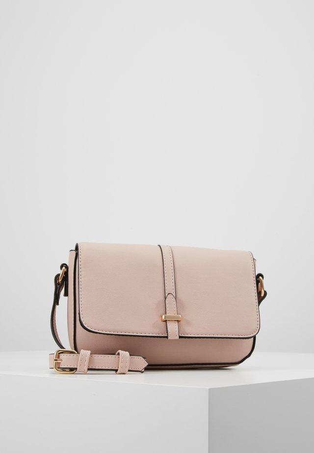 Schoudertas - pink