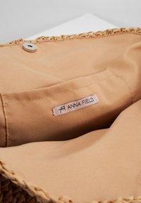Anna Field - Shoppingveske - beige - 3