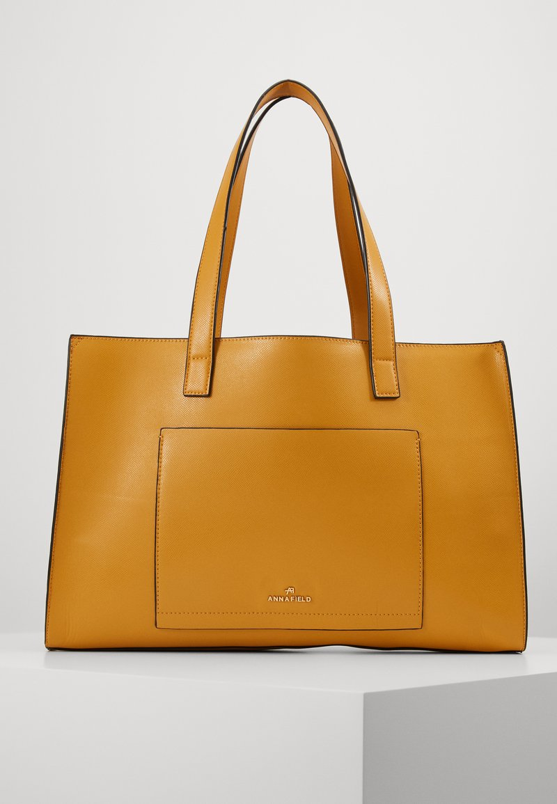 Anna Field - Shopping bag - yellow