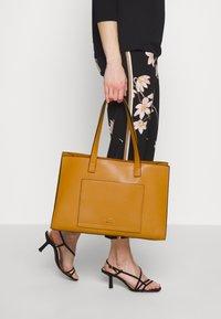 Anna Field - Shopping bag - yellow - 1