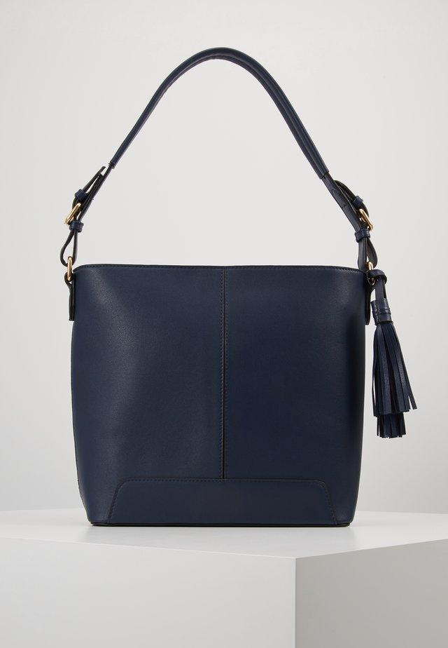 Tote bag - dark blue