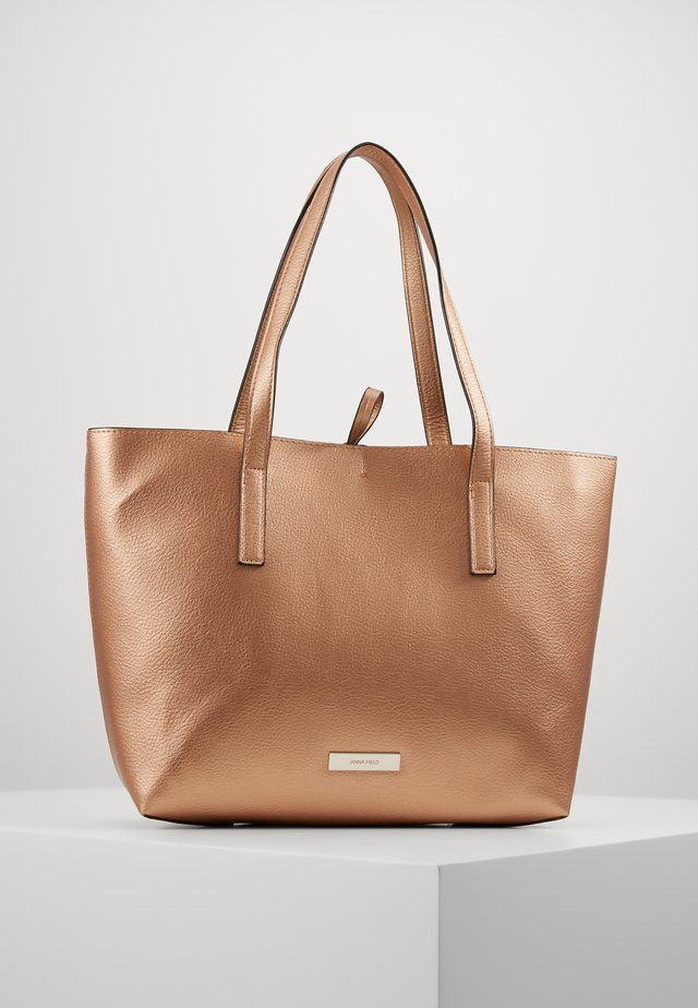 2IN1 - Tote bag - rose gold