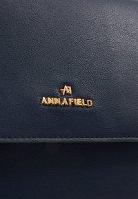 Anna Field - Across body bag - dark blue - 5