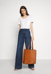 Anna Field - Shopping bag -  cognac - 1