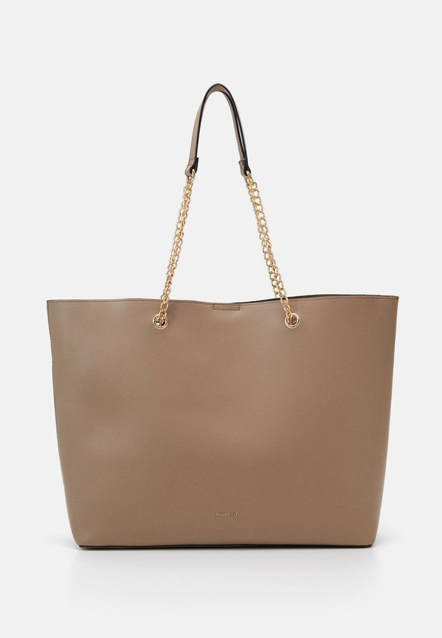 SET - Shopping Bag - taupe