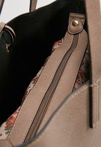 Anna Field - Handbag - dark taupe - 6