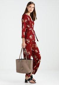 Anna Field - Handbag - dark taupe - 1