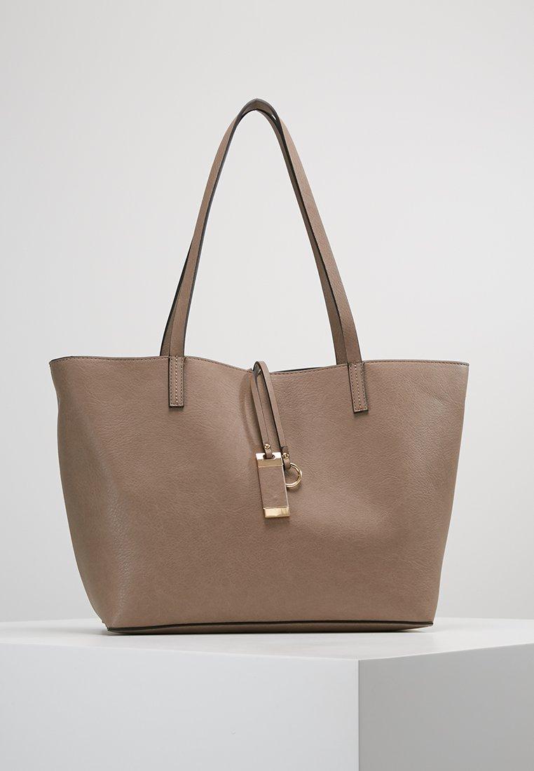 Anna Field - Handbag - dark taupe