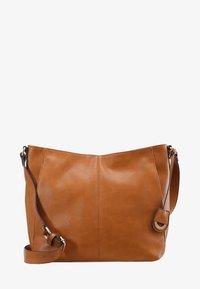 Anna Field - Across body bag - cognac - 5