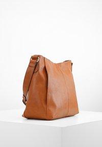 Anna Field - Across body bag - cognac - 3
