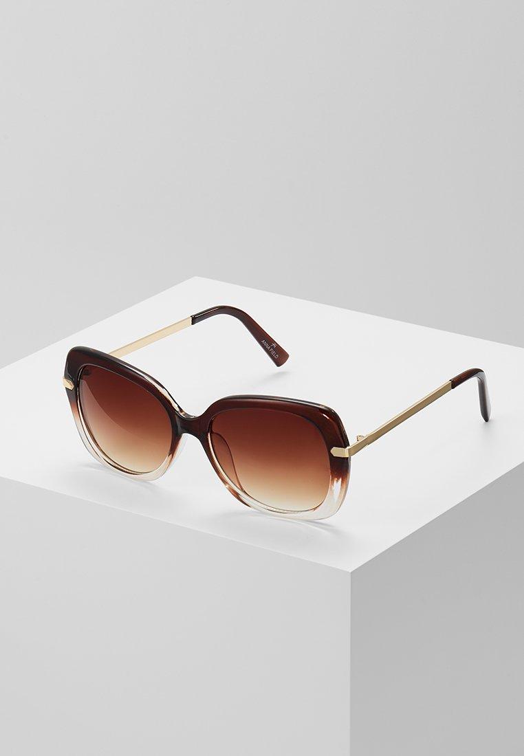 Anna Field - Gafas de sol - brown