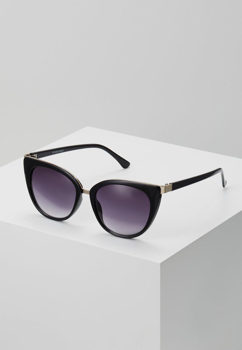 Anna Field - Sluneční brýle - black