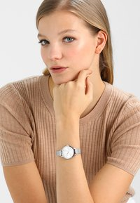 Anna Field - Hodinky - silver-coloured - 0