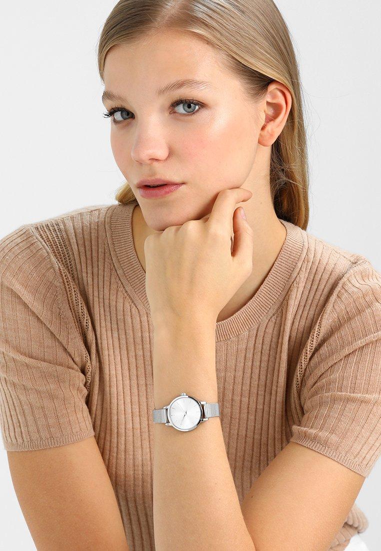 Anna Field - Uhr - silver-coloured