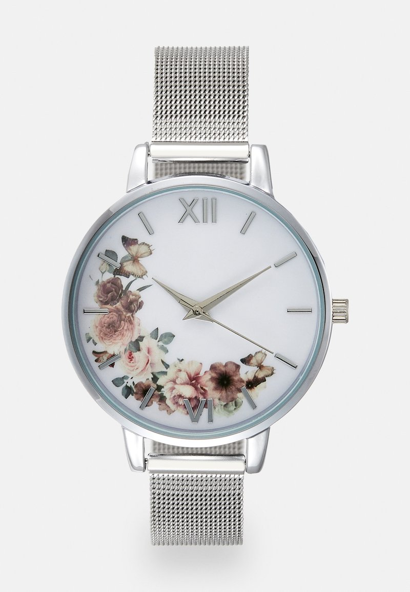 Anna Field - Horloge - silver-coloured
