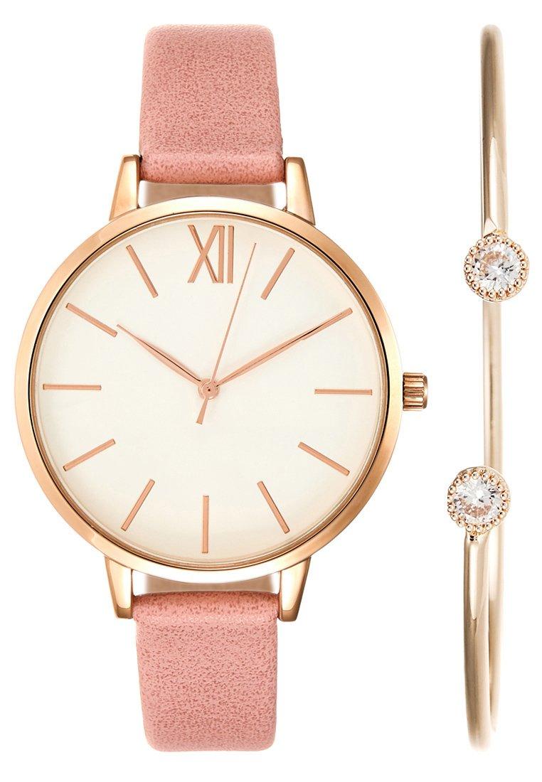 Anna Field - SET - Watch - rose