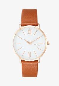 Anna Field - Watch - cognac - 1
