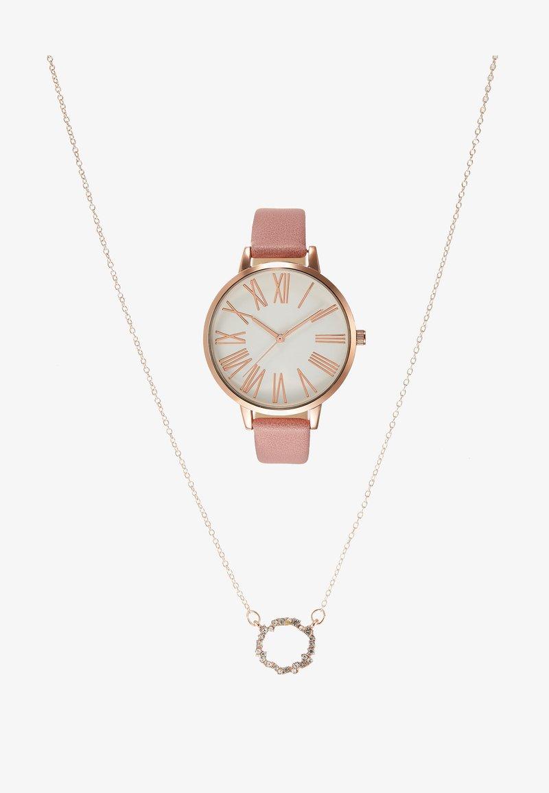 Anna Field - Horloge - rose