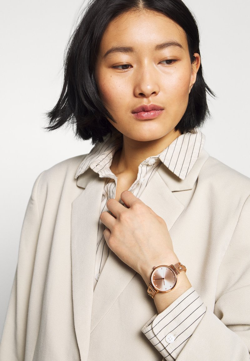 Anna Field - Montre - rose gold-coloured