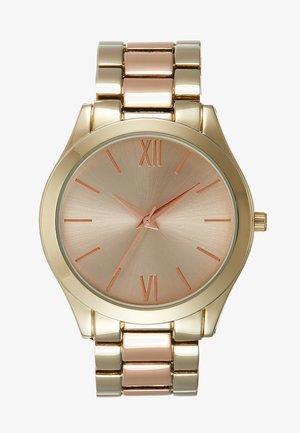 Horloge - gold-coloured/rose gold-coloured