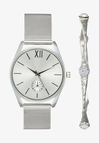Anna Field - SET - Horloge - silver-coloured - 0