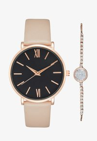 Anna Field - SET - Horloge - rose - 0