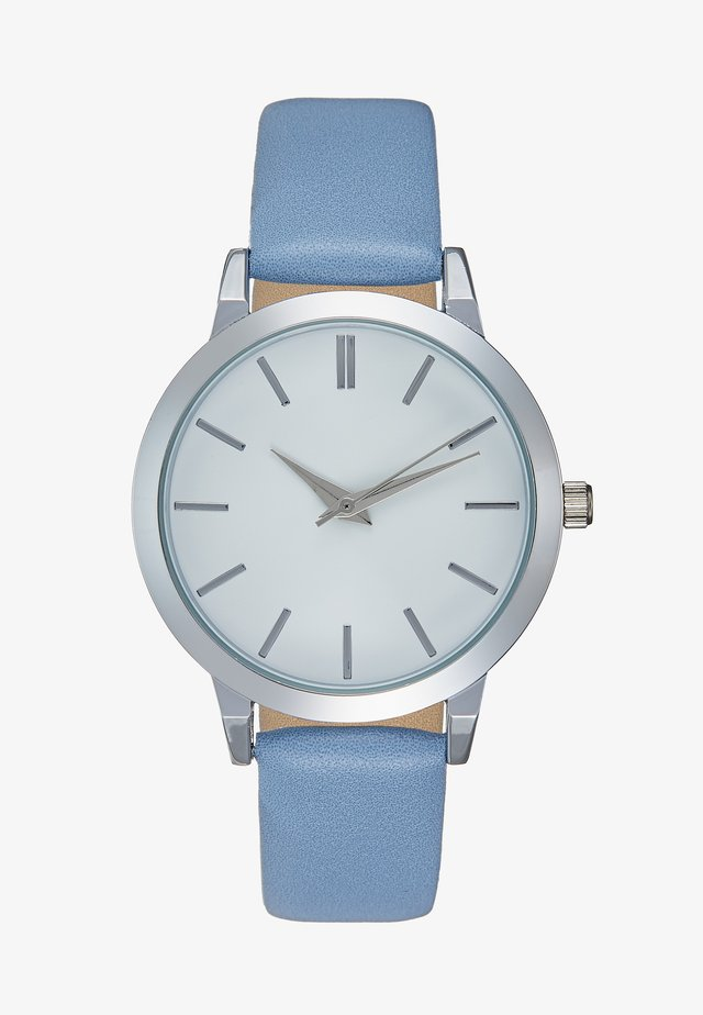 Watch - light blue