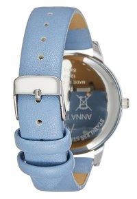 Anna Field - Watch - light blue - 1