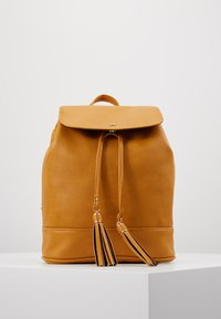 Anna Field - Rucksack - dark yellow - 0