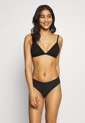 2 PACK - Soutien-gorge triangle - tan/black