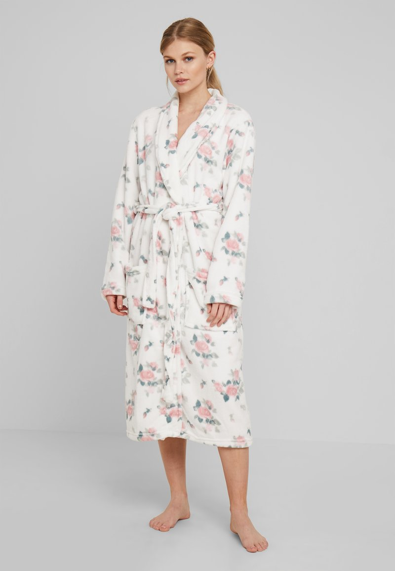 Anna Field - Dressing gown - off-white