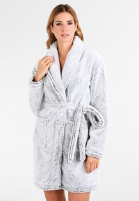 Anna Field - Dressing gown - grey - 0