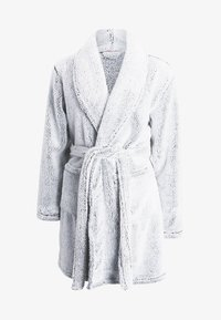 Anna Field - Dressing gown - grey - 5